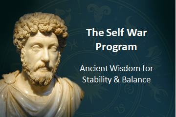 Self War - Ancient Wisdom for Stability and Balance (CS01S)