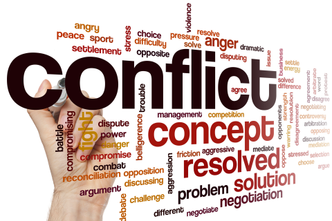 Conflict Resolution: Industrial Facilities (MQSC-060)