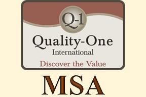 Measurement System Analysis (MSA)