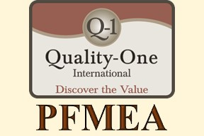 Process Failure Mode and Effects Analysis (PFMEA)