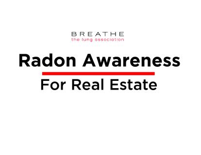 Radon Awareness for Real Estate - CPE (2810)