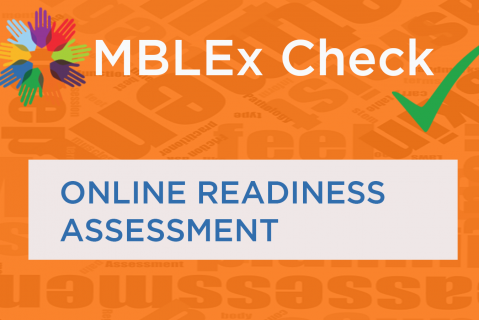 MBLEx Check: Online Readiness Assessment
