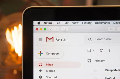 L'étiquette du courriel (10186FR)