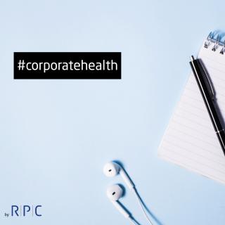 #corporatehealth Podcast