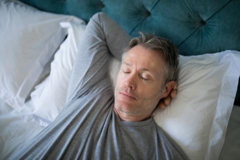 Brainwave Sleep Induction Session