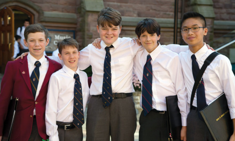 Sexuality For Christian Boys (HSCB)
