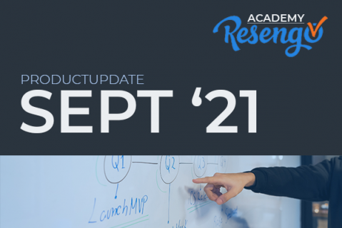 Product Update September 21