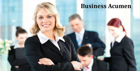 Business Acumen Training (E1101)
