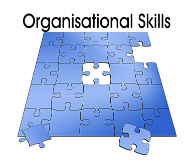 Organisational Skills In The Workplace (E1683C)