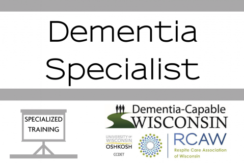 Dementia Specialist (503)