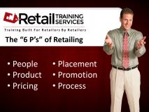 6 P's Of Retailing - FREE