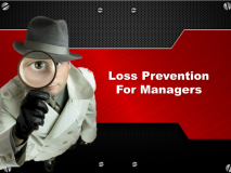 Loss Prevention for Managers
