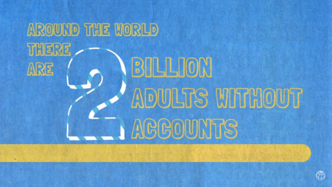 2 Billion Without Accounts