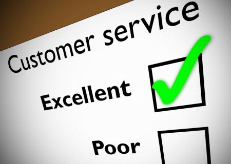 Customer Service(សេវាកម្មអតិថិជន)