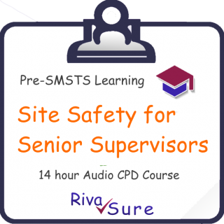 SMS How Senior Supervisors Can Become Site Managers (Pre-SMSTS for Learning Managers) (GAP4S)