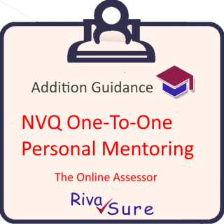 NVQ 1to1 #1, Personal Mentoring INTRO Session (via ZOOM) (CMP010)