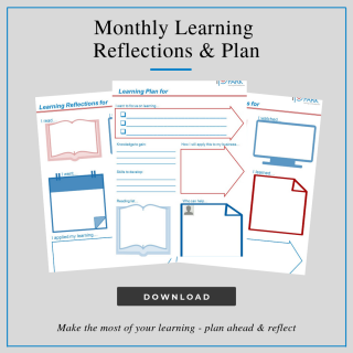 Learning Reflections & Plan (LRP)