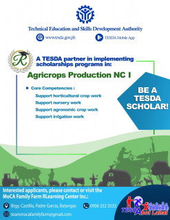 2020 Agricultural Crops Production NC I
