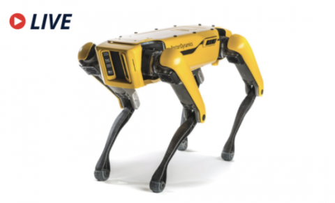 Boston Dynamics Introduction Webinar Recording - July 28th