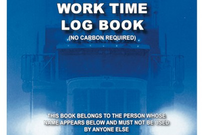 Completing a worktime logbook
