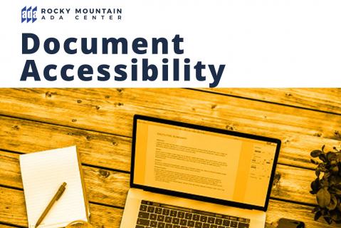 Document Accessibility