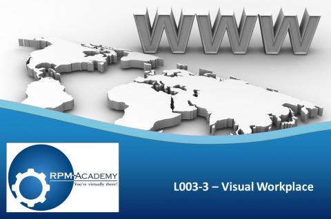 Visual Workplace (L003-3)