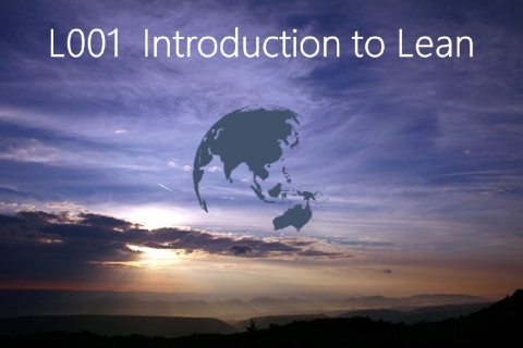 Introduction to Lean (L001)