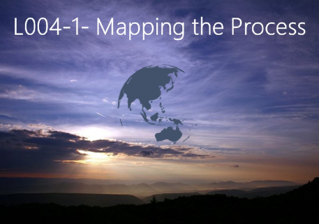 Mapping the Process (L004-1)