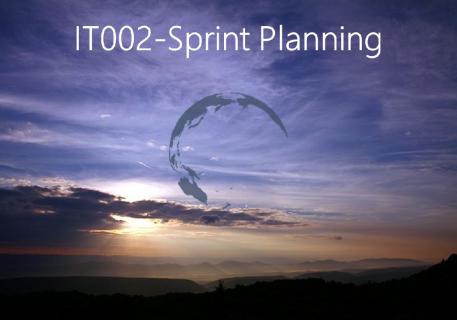 Sprint Planning (IT-002)