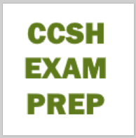 CCSH Exam Prep Course - 15.5 Credits