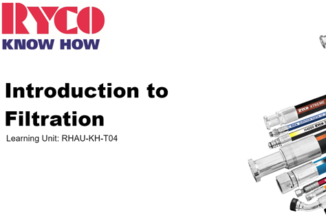 Introduction to Filtration (RHAU-KH-T04)