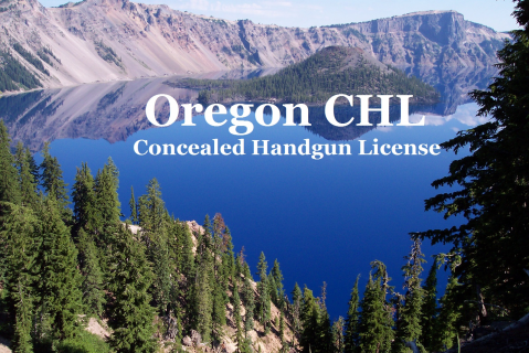 Oregon CHL Certification