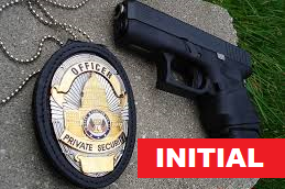 WA - Firearm Certificate INITIAL