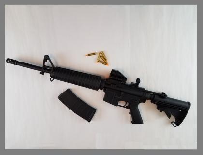 FREE: AR-15 Loading & Unloading