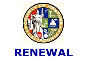2019 Ventura County CCW - Renewal