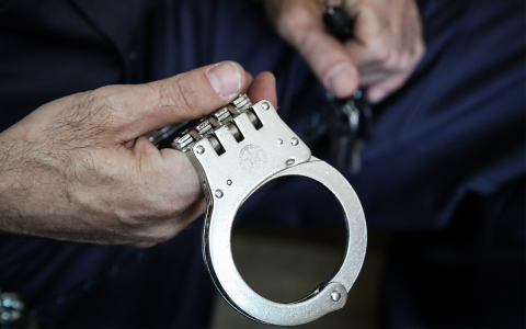 Handcuffing - Private Security