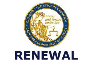 2019 ONLINE - CCW Renewal