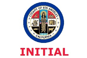 2021 INITIAL LA County CCW