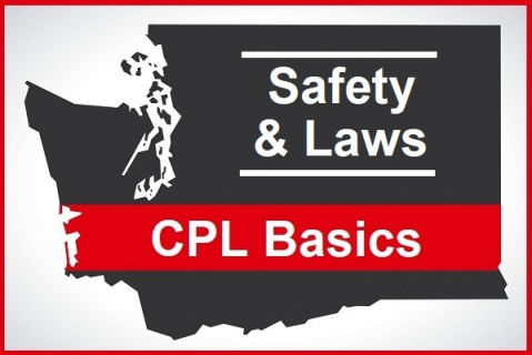 WA CPL: Safety & Laws