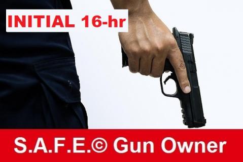 CCW Initial (16-hr) - Essential Self-Defense