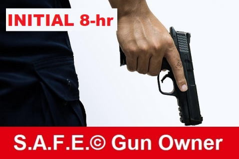 CCW Initial (8-hr) - Safety First