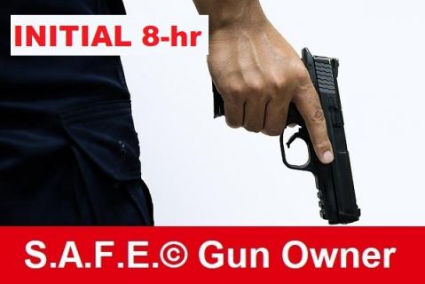CCW Initial (8-hr) - Essential Self-Defense