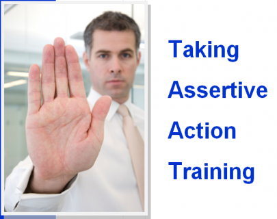 Taking Assertive Action Training