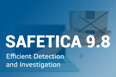 Safetica 9.8 Technical training