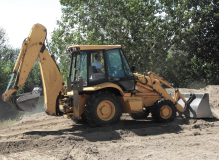 Backhoe Loader Safety - CANADA