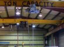 Overhead Crane Safety - CANADA