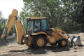 Backhoe Loader Training