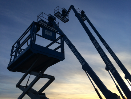Aerial Lift - MEWP Spanish - Plataformas Aereas