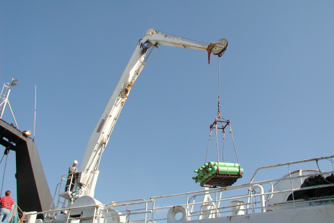 Pedestal Crane - Spanish - Gruas de Pedestal