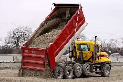Dump Truck Training - Canada
